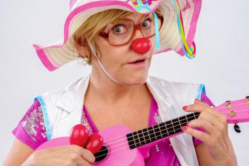 Daniela Weissová, zdravotní klaun. Foto: Jan Pirgl.