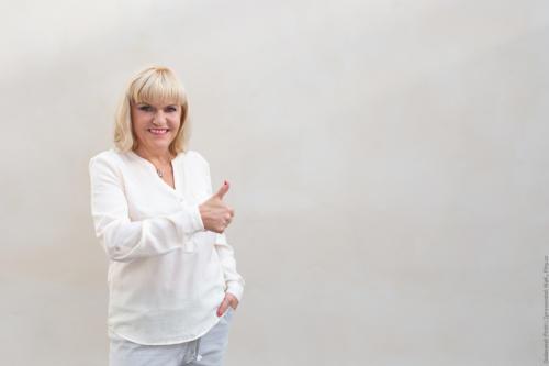 Daniela Weissová, kandidátka do Senátu Parlamentu ČR za obvod č. 38, Mladoboleslavsko. Foto MaK., Piny.cz.